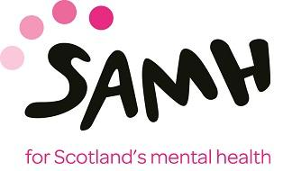Scottish Association Mental Health Logo